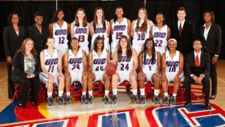 2014-15 UIC Women's Basketball Team