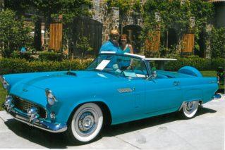 Azzolino's 1956 Thunderbird