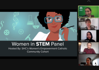 Women in STEM blog