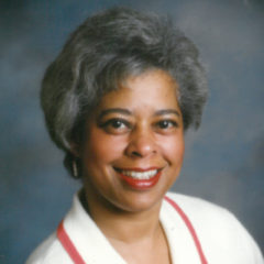 Dr. Rose Lewis '60